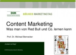 "Kostenloses E-Learning Kit ""Content Marketing"""