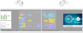 Nureva Wall& Nureva Span Workspace– Agile Methoden mit einer digitalen Wand realisiert!