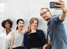 Social Media bei Firmenevents nutzen